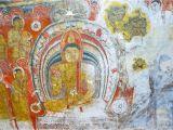 Wall Murals Sri Lanka Dambulla Sri Lanka November 27 2016 the Ancient Murals On