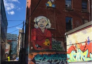 Wall Murals toronto October 2016 Down the Alley Picture Of Graffiti Alley toronto