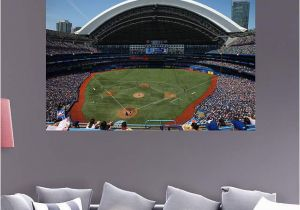Wall Murals toronto toronto Blue Jays Fan Prove It Put Your Passion On Display with A