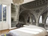 Wall Murals Trompe L Oeil Ogive Arches Murale Ogive Wall Mural