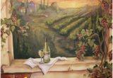 Wall Murals Tuscan Scenes 2120 Best Murals Images In 2019