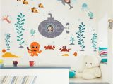 Wall Murals Under the Sea Under the Sea Wall Decals Kids Wall Decals In 2019