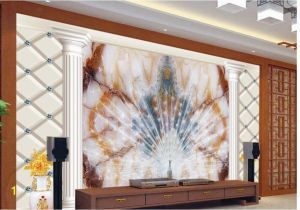 Wall Murals Wallpaper Cheap 3d Wallpaper Custom Mural Peacock Window Mural Wallpaper