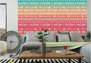 Wall Murals Wallpaper Cheap Amazon sosung Arrow Decor Huge Wall Mural Colored