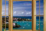 Wall Murals Window Scene Window Mural Google Search Decor Ideas Pinterest