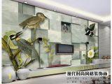 Wall Of Birds Mural 3d Wall Murals Wallpaper Custom Picture Mural Wall 3d Stereo Birds and Animals 3d Living Room Wallpaper Widescreen Desktop Wallpapers Widescreen High