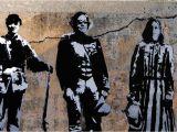 Wall Painting Mural Crossword Blek Le Rat Streetwriting Man