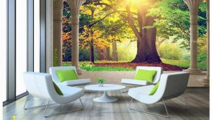 Wall Paper Murals for Sale High End Custom 3d Wall Murals Wallpaper Beauty Roman Column Woods