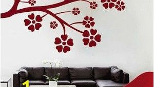 Wall Pops Murals and Decals Flower Branch Wall Pop
