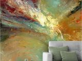 Wall to Wall Murals Stunning Infinite Sweeping Wall Mural by Anne Farrall Doyle