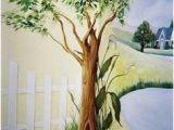 Wall Tree Mural Painting Resultado De Imagen Para Wall Mural Tree