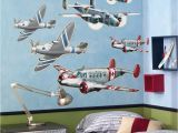 Wallies Murals Wallies Airplanes Wallpaper Mural