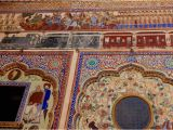 Walls Of Wonder Murals Wonder Walls Inside India S Exquisitely Decorated Haveli