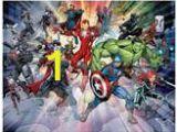 Walltastic Avengers assemble Wall Mural Walltastic Marvel Avengers assemble Wall Murals