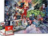 Walltastic Avengers Wall Mural Avengers Age Of Ultron Marvel Fototapeta 3d Klej