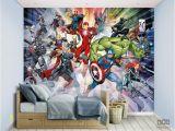 Walltastic Avengers Wall Mural Fototapeta Avengers