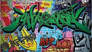 Walltastic Graffiti Wall Mural Graffiti Photo Wallpaper Street Art Graffiti Wallpaper