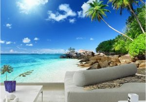 Walltastic Paradise Beach Wall Mural Beach Mural for Bedroom Bedroom Beach Mural Girl 39 S Room
