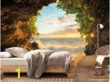 Walltastic Paradise Beach Wall Mural Komar Hide Out Wall Mural