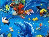 Walltastic Sea Adventure Wall Mural Under the Sea Artwork