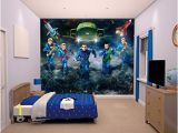 Walltastic Space Adventure Wall Mural Walltastic Thunderbirds are Go Wallpaper Mural
