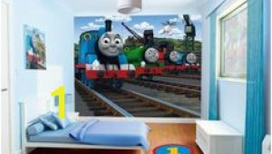 Walltastic Thomas the Tank Engine Wall Mural 47 Best Kids Murals Images
