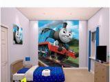 Walltastic Thomas the Tank Engine Wall Mural Children S Wall Murals