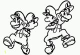 Waluigi Coloring Pages Printable Free Mario and Luigi to Print Download Free Clip