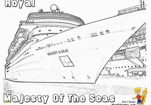 War Ship Coloring Pages Spectacular Cruise Ship Coloring Cruises Free