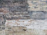 Warehouse Brick Wall Mural Industrial Brick Wallpaper Mural