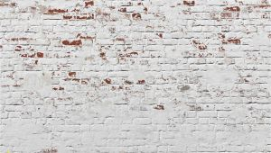 Warehouse Brick Wall Mural White Warehouse Brick Wall Mural Decor
