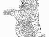Warriors Cats Coloring Pages Free Unique Coloring Pages Cat for Adults Picolour