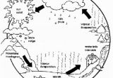 Water Cycle Coloring Page Water Cycle Coloring Pages for Kids Coloring Pages