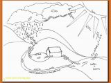 Water Cycle Coloring Page Water Cycle for Kids Coloring Page Coloring Pages
