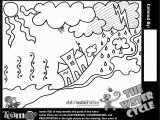 Water Cycle Coloring Page Water Cycle Worksheet Primary Save Water Cycle Coloring Pages