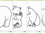 We Re Going On A Bear Hunt Printable Coloring Pages Free Bears Colouring Sheets Teacher Made