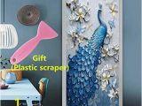 Weatherproof Garden Wall Murals Amazon Kelai & Craft Art Decor 3d Door Wall Mural Decals Self