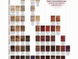 Web Page Color Chart Permanent Color Chart Ion at Home Hair Pinterest
