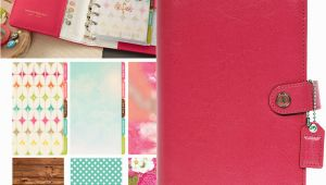 Webster S Pages Color Crush Personal Planner Kit Websters Pages Color Crush Dark Pink Personal Planner Kit