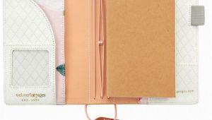 Webster S Pages Color Crush Pocket Traveler S Planner Mustard Suede Color Crush Pocket Traveler S Planner 4 25