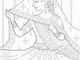 Wedding Dress Coloring Pages Printable Coloring Pages D Girls Coloring Pages