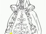 Wedding Dress Coloring Pages Printable Fresh Coloring Pages Dresses Download