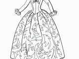 Wedding Dress Coloring Pages Printable Victorian Coloring Pages Of Women S Dress