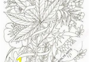 Weed Coloring Pages for Adults 37 Best Mary Jane Coloring Pages Images