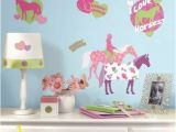 Western Wall Murals Decals Horses 44 Big Wall Stickers Girls Room Decor Decals Kids Hearts