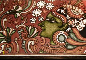 What are Mural Paintings Kerala Mural Painting Tutorial for the Non Painter