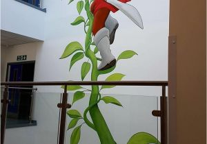 What are Mural Paintings Our Latest Mural Paintings School Library