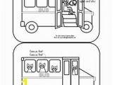 Wheels On the Bus Coloring Page 69 Best Pete the Cat and Wheels On Bus Images