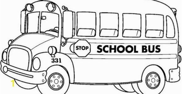Wheels On the Bus Coloring Page School Bus Coloring Pages Coloring Pages for Free