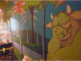 Where the Wild Things are Mural where the Wild Things are…at Home Artwork I Like